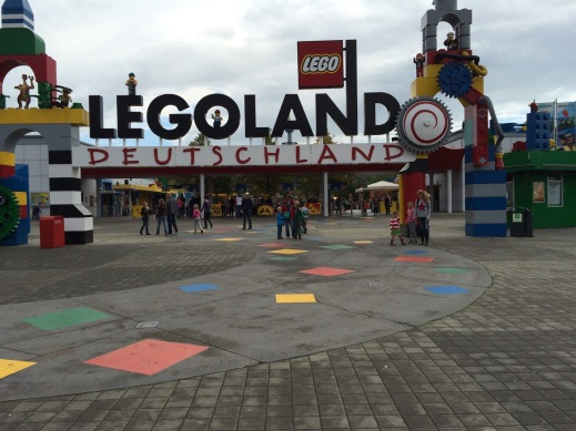 The Land of Legos.
