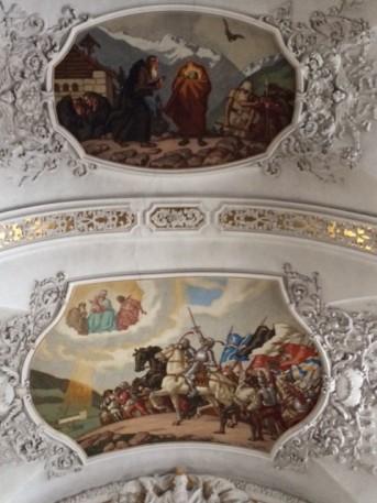 Disentis Monastery1