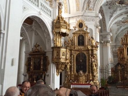 Disentis Monastery2