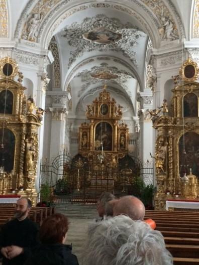 Disentis Monastery4