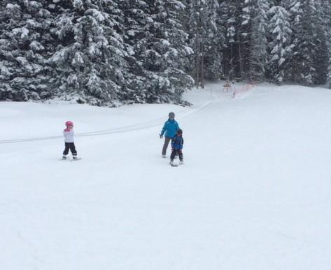 Henrik skiing Kandersteg 2 2016