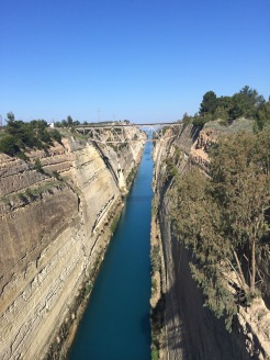 Corinth Canal 1