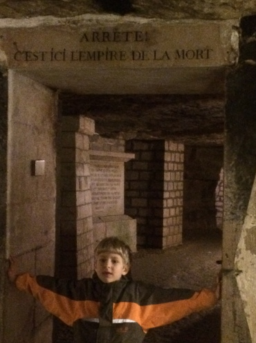 Paris Catacombs 3