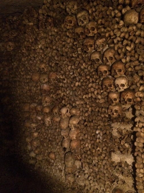 Paris Catacombs 5